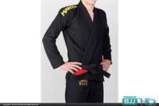 Today on BJJHQ Manto VICTORY Black Gi - $100